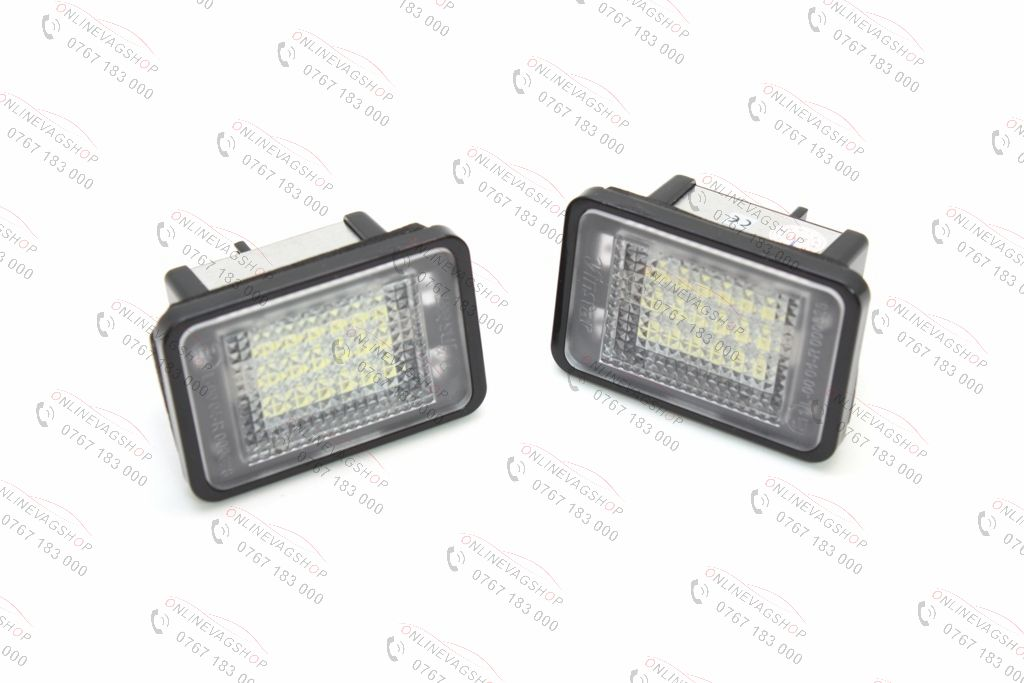 Set lampi LED numar MERCEDES BENZ GLK X204