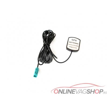 Antena GPS pentru navigatie RNS 510 Skoda /VW Golf 5, 6/ Passat B6,B7