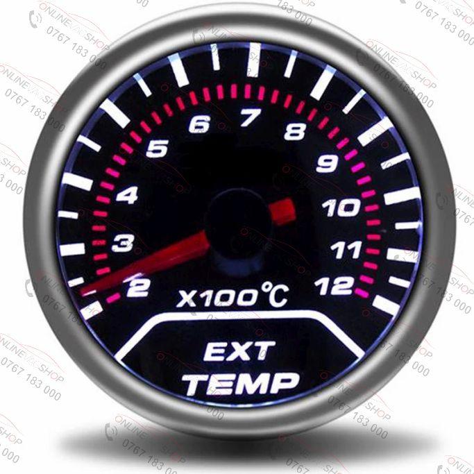 Ceas indicator temperatura gaze arse ( EGT) diametru 52mm