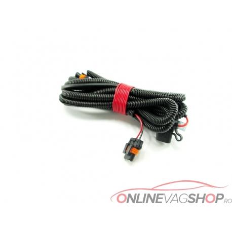 Cablaj proiectoare ceata pentru VW Golf 5/Golf 6/Jetta/ Passat B6