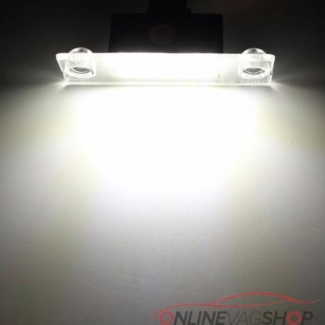 Set lampa LED numar Audi A4 B5 1995-2001