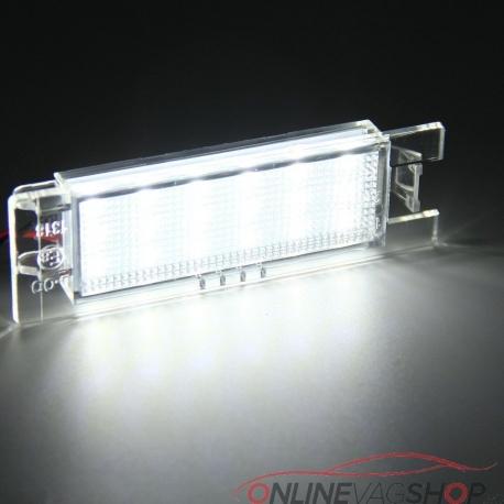 Set lampi LED numar OPEL Insignia, Zafira B, Astra H, Astra J, Corsa D