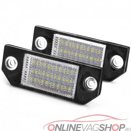 Set lampi LED numar FORD FOCUS MK2, C-MAX MK1