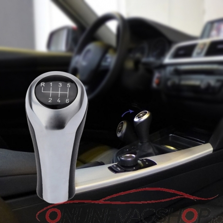 Nuca schimbator BMW X1 X3 X5 E60 E61 E62 E63 E81 E82 E83 E85 E87 E88 E90 E91  in 5-6 viteze