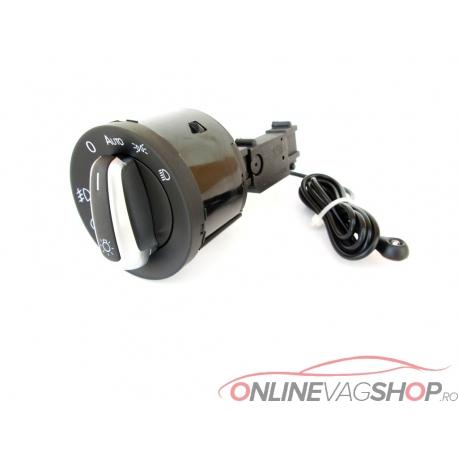 Bloc lumini Auto +Senzor pornire automata faruri pt VW Golf 5 , Golf 6, Jetta, Passat B6,Octavia 2