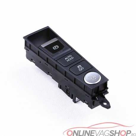 Modul/panou butoane Frana Mana, Auto Hold, Esp, Start/Stop Volkswagen Passat B7/CC