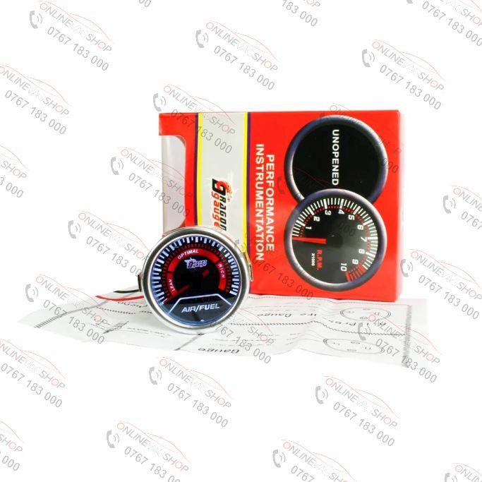 Ceas indicator amestec carburant (air/fuel) diametru 52mm
