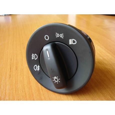 Bloc / Comutator de lumini pentru Skoda octavia 2 cu proiectoare