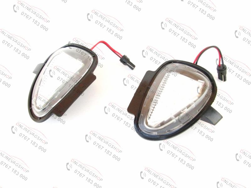Lumina led sub oglinzi ( puddle light ) Volkswagen Golf 6 ,Touran