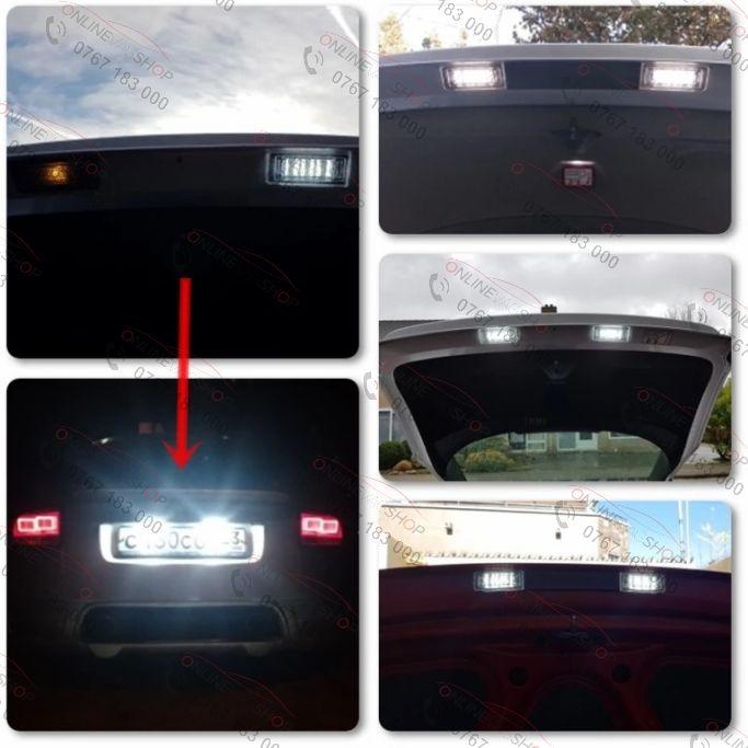 Set lampa LED numar Audi TT MK1 8N 99-06