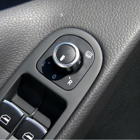 Buton reglaj oglinda Crom OEM pt VW Golf/Jetta/ Passat