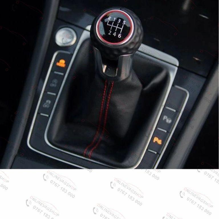 Nuca schimbator GTI + manson pentru VW Golf 7 2012 - 2019