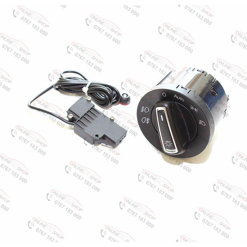 Bloc lumini Auto +Senzor pornire automata faruri VW Golf 7 Octavia 3,R
