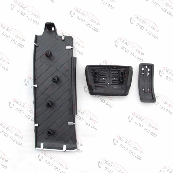 Set Pedale inox Audi A8 D4 transmisie automata