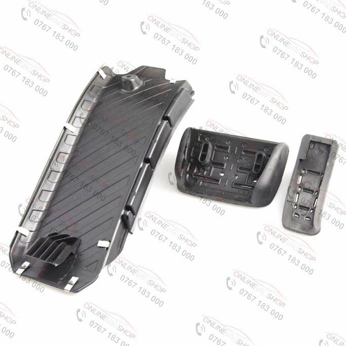 Set Pedale inox Audi A6 4F , Audi Q5 transmisie automata