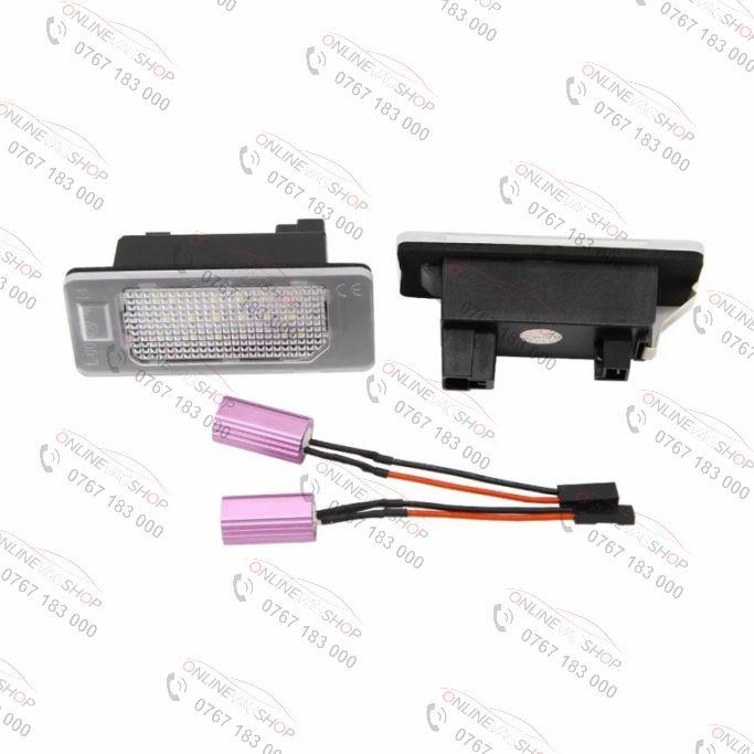 Set lampi LED numar VW GOLF 6 PLUS , VARIANT,JETTA MK6 ,PASSAT B6 Variant PASSAT B7 Variant