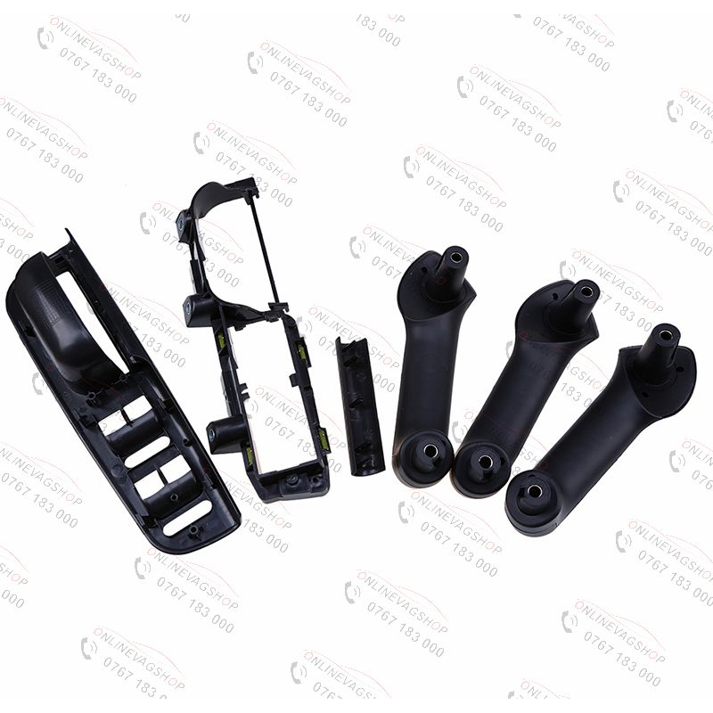 Set 4 manere interior usa + armatura Vw Golf 4, VW Bora